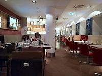 Vienna, Austria. Restaurant Five Senses.