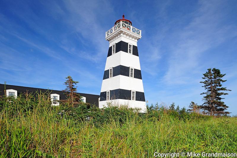 Lighthouse. West Cape