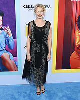 """07 August 2019 - Beverly Hills, California - Sadie Calvano. CBS All Access' """"Why Women Kill"""" Los Angeles Premiere held at The Wallis Annenberg Center for the Performing Arts.  <br /> CAP/ADM/BB<br /> ©BB/ADM/Capital Pictures"""