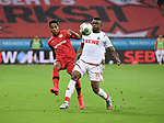 v.li., Wendell (Bayer 04 Leverkusen), Jhon Cordoba (1.FC Koeln)<br /><br />17.06.2020, Fussball, 1. Bundesliga, Saison 2019/2020, 32. Spieltag, <br />Bayer 04 Leverkusen - 1. FC Koeln<br /><br />Foto: Maik Hoelter/TEAM2sportphoto/Pool/via/Meuter/Nordphoto<br />Only for Editorial use
