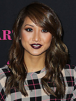 SANTA MONICA, CA, USA - OCTOBER 18: Brenda Song arrives at Elyse Walker's 10th Annual Pink Party held at Santa Monica Airport HANGAR:8 on October 18, 2014 in Santa Monica, California, United States. (Photo by Celebrity Monitor)