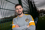 Newport County - Padraig Amond
