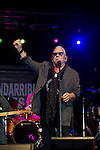 Concert of Eric Burdon and tribute in the Hondarribia Blues Festival