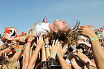 Cage the Elephant 2012