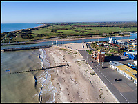 Perfect sea views from former coastguard tower.