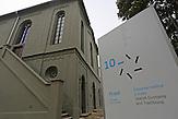Das böhmische Pilsen ist 2015 neben dem belgischen Mons, die Kulturhauptstadt Europas. Die Stadt des Biers wandelt sich zur europäischen Kulturhauptstadt. <br /> Bild: Die Alte Synagoge in Pilsen wurde aufwendig restauriert und 2014 wieder für die Öffentlichkeit geöffnet.