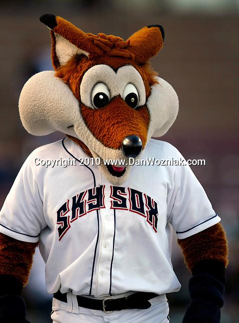 Portland Beavers vs. Colorado Skysox