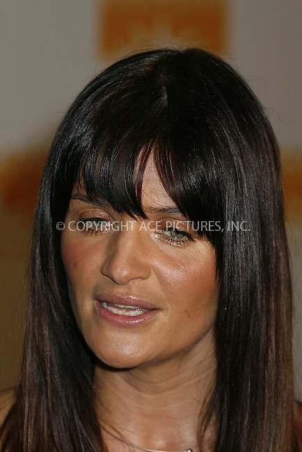 WWW.ACEPIXS.COM . . . . .....April 7 2008, New York City ....Model Helena Christensen arriving at the cocktail reception for the Food Bank For New York's 5th Annual 'Can-Do-Awards' at The Chelsea Piers in Manhattan,....Please byline: NANCY RIVERA - ACEPIXS.COM.. . . . . . ..Ace Pictures, Inc:  ..(646) 769 0430..e-mail: info@acepixs.com..web: http://www.acepixs.com