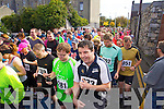 Pictured at the start of the Tralee Carers 10k Mini Marathon at the Brandon Hotel on Sunday