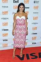 10 September 2017 - Toronto, Ontario Canada - Cristina Rosato. 2017 Toronto International Film Festival - &quot;mother!&quot; Premiere held at TIFF Bell Lightbox. <br /> CAP/ADM/BPC<br /> &copy;BPC/ADM/Capital Pictures