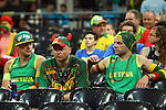 2014 FIBA Basketball World Cup-Round of 16.<br /> New Zealand vs Lithuania: 71-76.