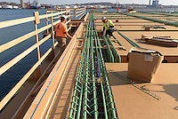 Boathouse at Canal Dock Phase II   State Project #92-570/92-674 Construction Progress Photo Documentation No. 05 on 17 November 2016. Image No. 20
