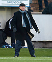 Forfar manager Dick Campbell.