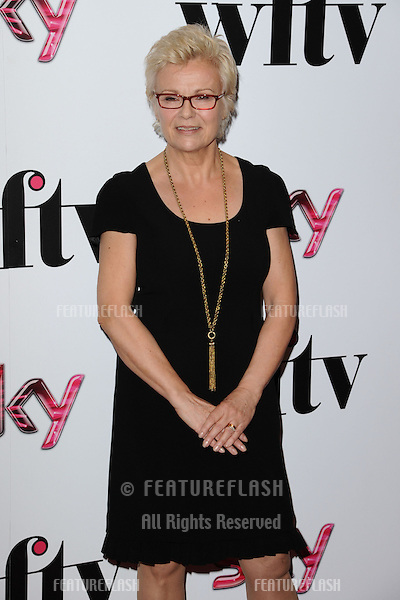 Julie Walters arriving for the Women in Film and Tv Awards 2012 at the Park Lane Hilton, London. 07/12/2012 Picture by: Steve Vas / Featureflash