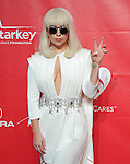 Lady Gaga attends The 2014 MusiCares Person of the Year Dinner honoring Carole King at the Los Angeles Convention Center, West Hall  in Los Angeles, California on January 24,2014                                                                               © 2014 Hollywood Press Agency