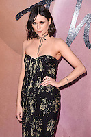 Lilah Parsons at the Fashion Awards 2016 at the Royal Albert Hall, London. December 5, 2016<br /> Picture: Steve Vas/Featureflash/SilverHub 0208 004 5359/ 07711 972644 Editors@silverhubmedia.com