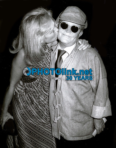 Truman Capote at Studio 54 1978<br /> Photo By Adam Scull/PHOTOlink.net