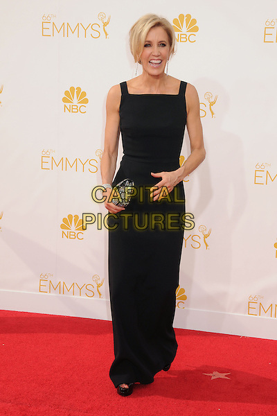 25 August 2014 - Los Angeles, California - Felicity Huffman. 66th Annual Primetime Emmy Awards - Arrivals held at Nokia Theatre LA Live. <br /> CAP/ADM/BP<br /> &copy;BP/ADM/Capital Pictures