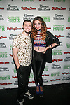"Nick Noonan and Amy Heidemann  Attend Special private concert event, sponsored by Garnier Fructis to celebrate Rolling Stone's ""Women Who Rock"" issue and contest at The Hard Rock Cafe, NY  10/16/12"
