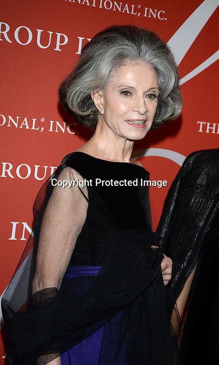 Deeda Blair attends the Fashion Group International's Night of Stars Gala on October 22, 2013 at Cipriani Wall Street in New York City.