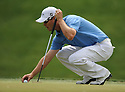 ZACH JOHNSON, during the final round of the Quail Hollow Championship, on May 3, 2009 in Charlotte, NC.