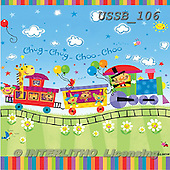 Sarah, CUTE ANIMALS, LUSTIGE TIERE, ANIMALITOS DIVERTIDOS, paintings+++++,USSB106,#AC# ,birthday,train ,everyday