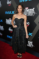 UNIVERSAL CITY, CA - August 28: Sonya Balmores, At Premiere Of ABC And Marvel's 'Inhumans' At Universal City Walk In California on August 28, 2017. Credit: FS/MediaPunch