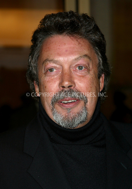 Tim Curry arrives at the Film Society of Lincoln Center honoring Susan Sarandon event in New York. May 5, 2003. ..Please byline: Alecsey Boldeskul/NY Photo Press.   ..*PAY-PER-USE*      ....NY Photo Press:  ..phone (646) 267-6913;   ..e-mail: info@nyphotopress.com