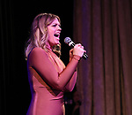 Elizabeth Stanley on stage at the Dramatists Guild Foundation 2018 dgf: gala at the Manhattan Center Ballroom on November 12, 2018 in New York City.