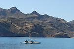 Sea kayaking Agua Verde