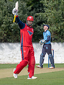 Issued by Cricket Scotland - Tilney Regional Series - Knights V Warriors - Grange CC - George Munsey - picture by Donald MacLeod - 28.04.19 - 07702 319 738 - clanmacleod@btinternet.com - www.donald-macleod.com