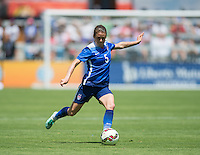 San Jose, Ca. - Sunday, May 10, 2015: The USWNT defeated Ireland 3-0 in an international friendly game at Avaya Stadium.