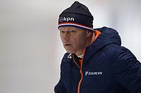 SPEEDSKATING: 09-12-2018, Tomaszów Mazowiecki (POL), ISU World Cup Arena Lodowa, Henk Hospes, photo Martin de Jong