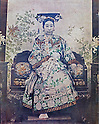 Undated - Empress Dowager Cixi (1835-1908) was a powerful and charismatic figure who became the de facto ruler of the Manchu Qing Dynasty in China for 47 years from 1861 to her death in 1908. (Photo by Kingendai Photo Library/AFLO)