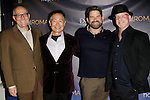 LOS ANGELES - NOV 9: Brad Takei, George Takei, Matt Zarley, Benjamin Pollack at the special screening of Matt Zarley's 'hopefulROMANTIC' at the American Film Institute on November 9, 2014 in Los Angeles, California