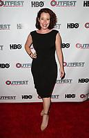 "11 July 2017 - West Hollywood, California - Fiona Dawson. ""Hello Again"" 2017 Outfest Los Angeles LGBT Film Festival Screening. Photo Credit: F. Sadou/AdMedia"