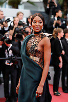 Naomi Campbell attends  the screening of 'Blackkklansman' during the 71st annual Cannes Film Festival at Palais des Festivals on May 14, 2018 in Cannes, France. <br /> CAP/GOL<br /> &copy;GOL/Capital Pictures