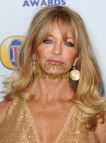 Saturday, January 22, 2011<br /> Goldie Hawn at the British Comedy Awards, O2, London, England.<br /> CAP/CK<br /> &copy;CK/Capital Pictures