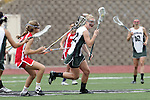San Diego, CA 05/21/11 - Rachel Brennan (Coronado #22) in action during the 2011 CIF San Diego Division 2 Girls lacrosse finals between Cathedral Catholic and Coronado.