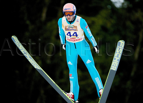13.12.2013 Titisee-Neustadt Germany. Mens World Cup Ski-Jumping Training and Qualification. NEUMAYER Michael (GER)