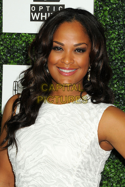 27 February 2014 - Beverly Hills, California - Laila Ali. 7th Annual ESSENCE &quot;Black Women in Hollywood&quot; Luncheon held at the Beverly Hills Hotel.<br /> CAP/ADM/BP<br /> &copy;Byron Purvis/AdMedia/Capital Pictures