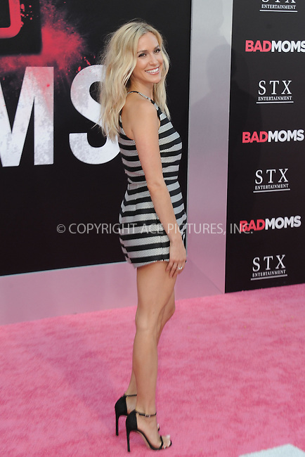 www.acepixs.com<br /> <br /> July 26 2016, LA<br /> <br /> Kristin Cavallari arriving at the premiere of 'Bad Moms' at the Mann Village Theatre on July 26, 2016 in Westwood, California.<br /> <br /> By Line: Peter West/ACE Pictures<br /> <br /> <br /> ACE Pictures Inc<br /> Tel: 6467670430<br /> Email: info@acepixs.com<br /> www.acepixs.com