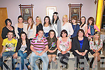 SWEET SIXTEEN: Danielle Guerin, Causeway enjoying a great celebrating her 16th birthday with family and friends at the Pagoda Chinese restaurant, Manor West, Tralee on Saturday seated l-r: John Joe O'Connell, Louise Guerin, Shane Corridan, Danielle Guerin, Kathleen Guerin, Margaret Dineen and Marie Russell. Back l-r: Shauna Kenny, Sarah Casey, Laura Horgan, Rachel Boyle, Niamh Tynan, Gemma O'Regan, Clare Reidy, Tara Buckley, Sharon Lyne and Brogan O'Grady.