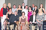 DINNER: Attending the Murder Mystery Dinner for ADAPT at The Manor West Hotel, Tralee, on Friday night. Front l-r: Kerry McAuliffe, Louie Quinlan, Fiona Griffin, Ray Quinlan and Catherine Shanahan. Back l-r: Thelma McAuliffe, Niamh Foley, Frank Breen, Ailish O'Donovan, Jeff Quinlan, Richie Murray, Noreen Breen, Maurice and Bridget O'Donnell and Emma O'Mahony..