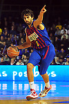 FC Barcelona Regal vs Unicaja: 72-62 - League ACB Endesa 2011/12 - Game: 11