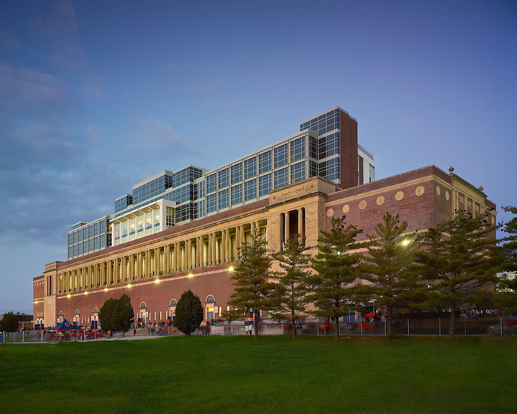 University of Illinois Memorial Stadium | Architect: HNTB