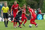 20.07.2019, Heinz Detmar Stadion, Lohne, Interwetten Cup 1. FC Köln vs SV Werder Bremen<br /> <br /> im Bild / picture shows <br /> <br /> Birger Verstraete (Koeln #8)<br /> Yuya Osako (Werder Bremen #08)<br /> <br /> Foto © nordphoto / Kokenge
