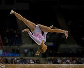 17th March 2019, M&S Arena, Liverpool, England; Gymnastics British Championships day 4; KINSELLA Alice, Park Wrekin Gymnastics Club  Women's Artistic Senior Beam Final