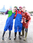 Tomo Armstene, Robbie Robinson and Aaronn Brady on Day 1 of the Oxegen Festival, Punchestown, Co.Kildare...(Photo credit should read Jenny Matthews www.newsfile.ie)....This Picture has been sent you under the conditions enclosed by:.Newsfile Ltd..The Studio,.Millmount Abbey,.Drogheda,.Co Meath..Ireland..Tel: +353(0)41-9871240.Fax: +353(0)41-9871260.GSM: +353(0)86-2500958.email: pictures@newsfile.ie.www.newsfile.ie.