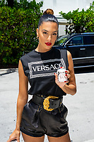 MIAMI, FL - MAY 11: Jessica Aidi attends the Sports Illustrated Swimsuit On Location Day 2 at Ice Palace on May 11, 2019 in Miami, Florida. <br /> CAP/MPI140<br /> ©MPI140/Capital Pictures